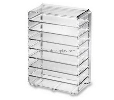 Customize acrylic makeup drawers CO-573