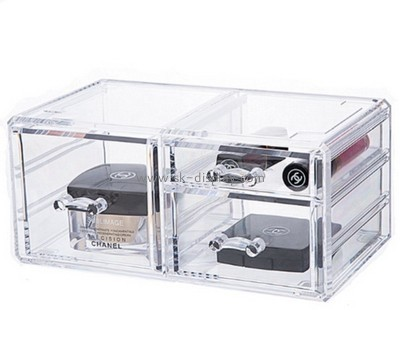 Customize acrylic makeup cosmetic & jewelry organizer CO-612