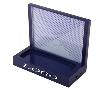 Customize plexiglass retail product display stands SOD-408