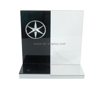 Customize acrylic product display stand SOD-437