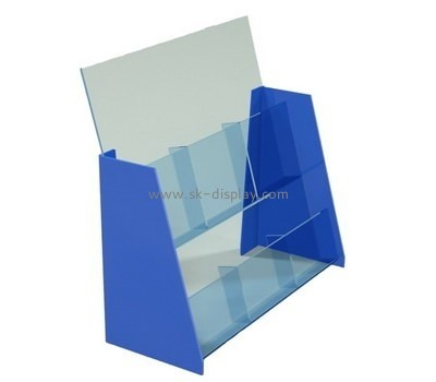 Customize acrylic literature stand BD-481