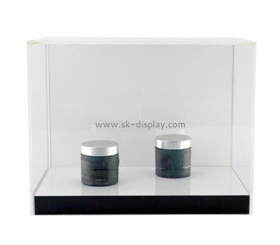 Customize acrylic table top display case DBS-767