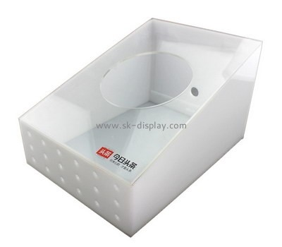 Customize acrylic storage container DBS-798