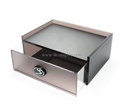 Customize acrylic storage drawers DBS-799