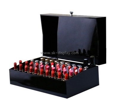 Customize acrylic lipstick box DBS-834