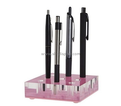 Customize acrylic pen stand SOD-466