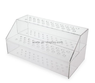 Customize acrylic pen holder display stand SOD-470