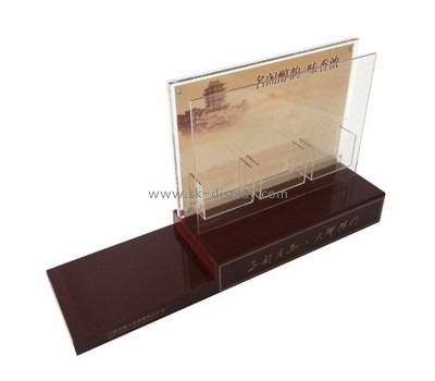 Customize acrylic shop display units SOD-488