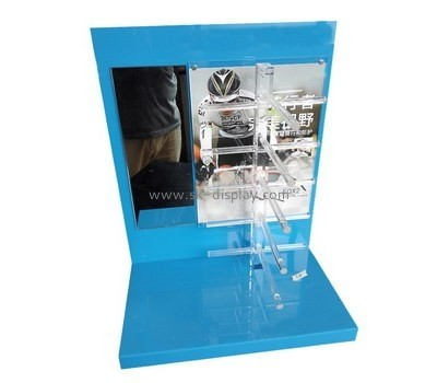 Customize lucite display stands for retail shops SOD-493