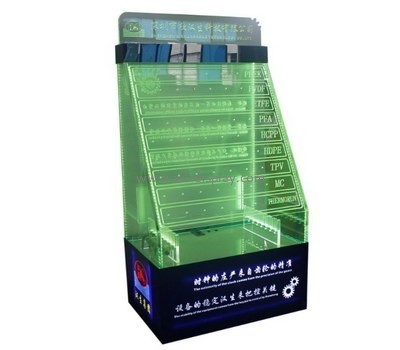 Customize plexiglass display stands for retail shops SOD-496