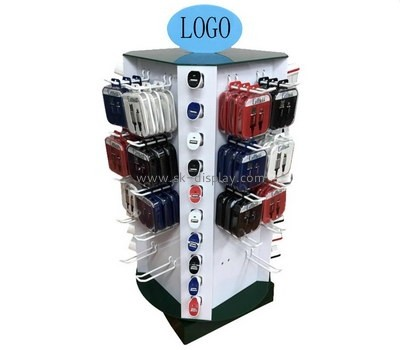 Customize acrylic retail display racks SOD-497