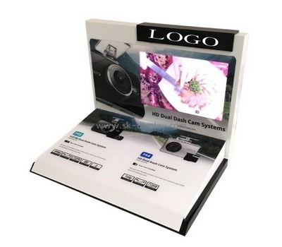 Customize plexiglass display units for retail stores SOD-510