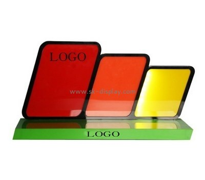 Customize acrylic best display phone SOD-550