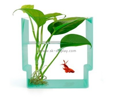 Customize acrylic small fish bowl SOD-570
