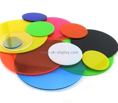 Customize acrylic coffee cup mat SOD-574