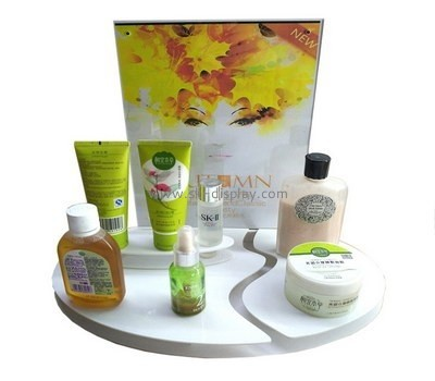 Customize acrylic skin care product display ideas CO-652