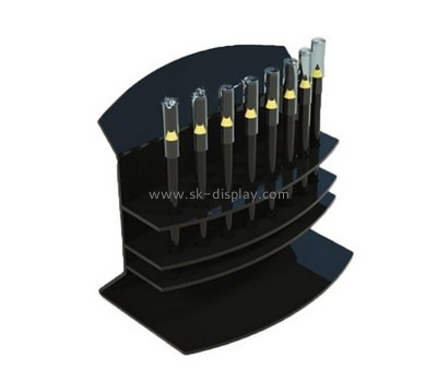 Customize acrylic mac makeup display CO-680