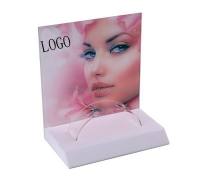 Customize acrylic mac makeup display for sale CO-681