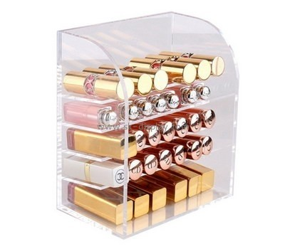Customize perspex lipstick display stand CO-714