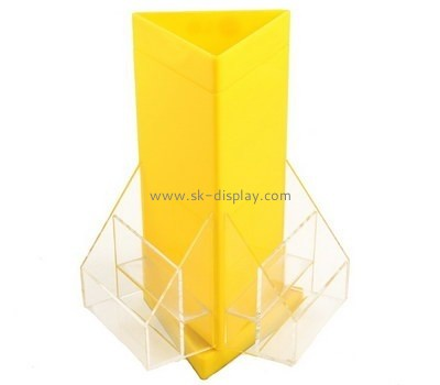 Customize acrylic standing literature holder BD-534