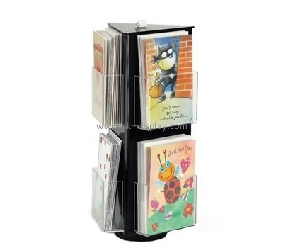Customize acrylic desktop literature holder BD-538