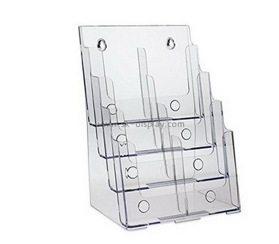 Customize acrylic literature holder for wall BD-596