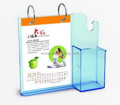 Customize acrylic office desk calendar BD-693