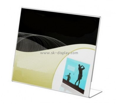 Customize table top acrylic poster frame BD-730