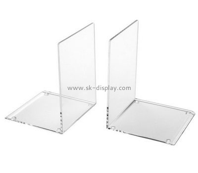 Customize lucite sign holder BD-738