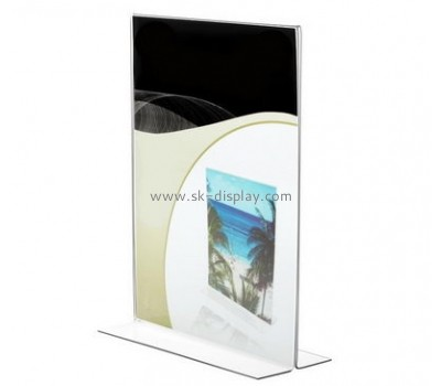 Customize retail sign holder BD-741