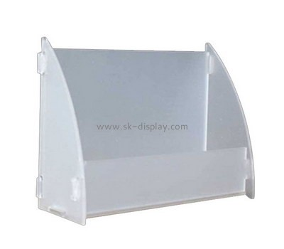 Customize acrylic leaflet holder stand BD-780