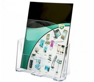 Customize acrylic a4 brochure holder stand BD-794