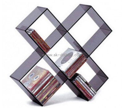 Customize acrylic book display stand BD-798