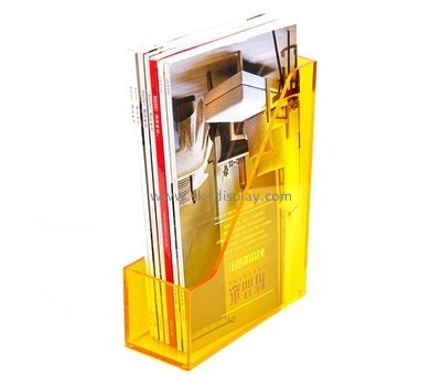 Customize acrylic desk file organiser BD-802