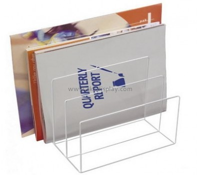 Customize acrylic paper file holder BD-811