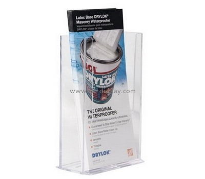 Customize perspex stand up brochure holder BD-867