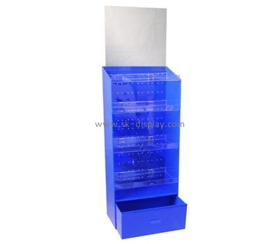 Customize acrylic curio cabinets for sale DBS-865
