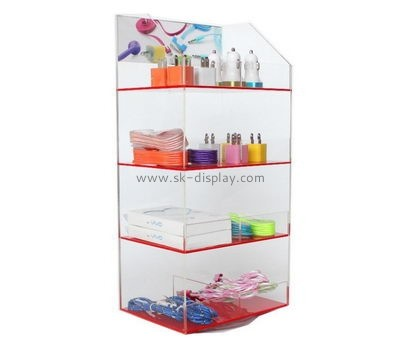 Customize acrylic modern display cabinet DBS-876
