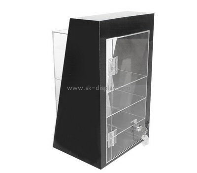 Customize small acrylic display cabinet DBS-878