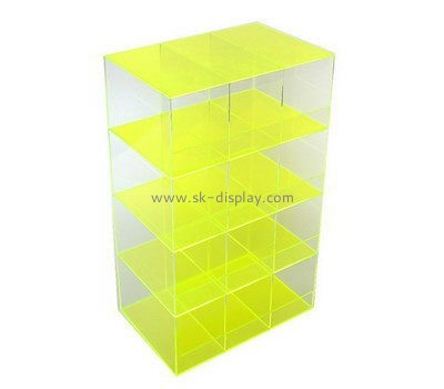Customize retail acrylic glass cabinet DBS-880