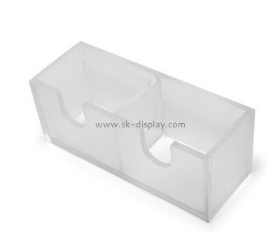 Customize acrylic cheap serving trays DBS-887