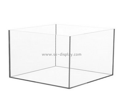 Customize large acrylic boxes DBS-901