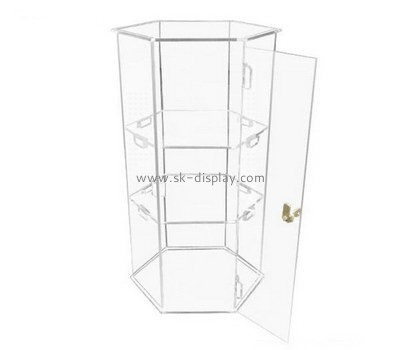 Customize clear acrylic cabinet DBS-919