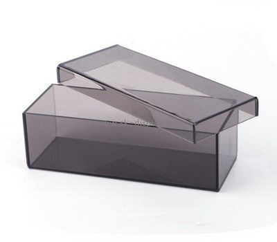 Customize colored acrylic boxes DBS-922