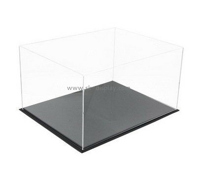 Customize large clear display case DBS-928