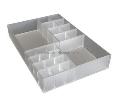 Customize acrylic compartment box DBS-932
