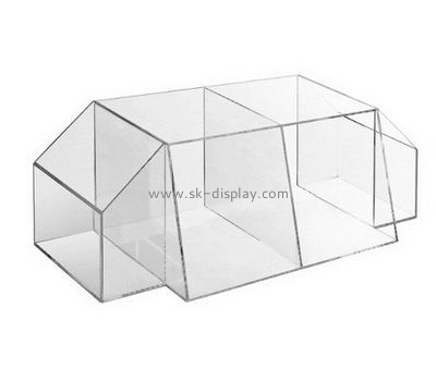 Customize acrylic compartment box DBS-940