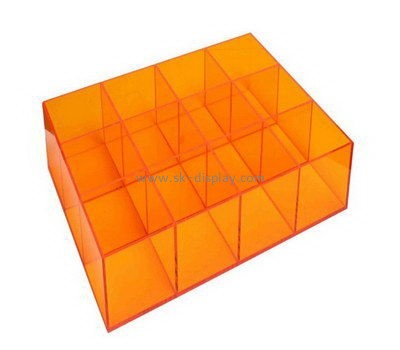 Customize 12 compartment plastic storage box DBS-1038