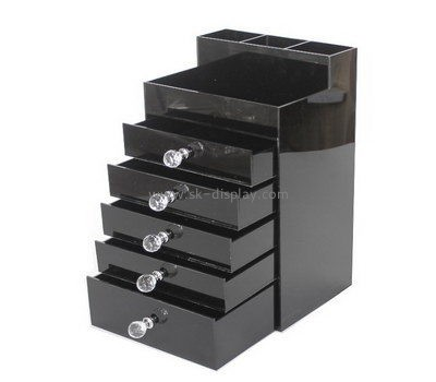 Customize perspex 5 drawer storage unit DBS-1043