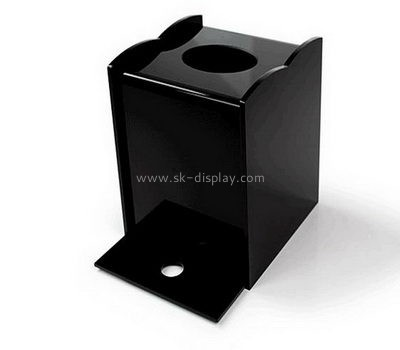 Customize acrylic mini tissue box DBS-1095